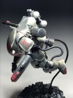 1/20 S.A.F.S. Space Type Fireball Intruder