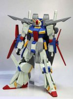 1/144`Amplified ZZ Gundam Parts` (Parts)